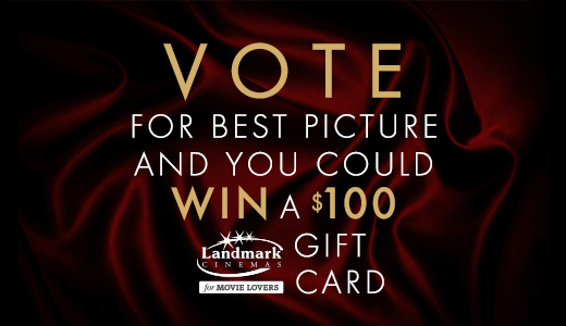 Vote On Your Academy Awards Best Picture Pick For A Chance To WIN
