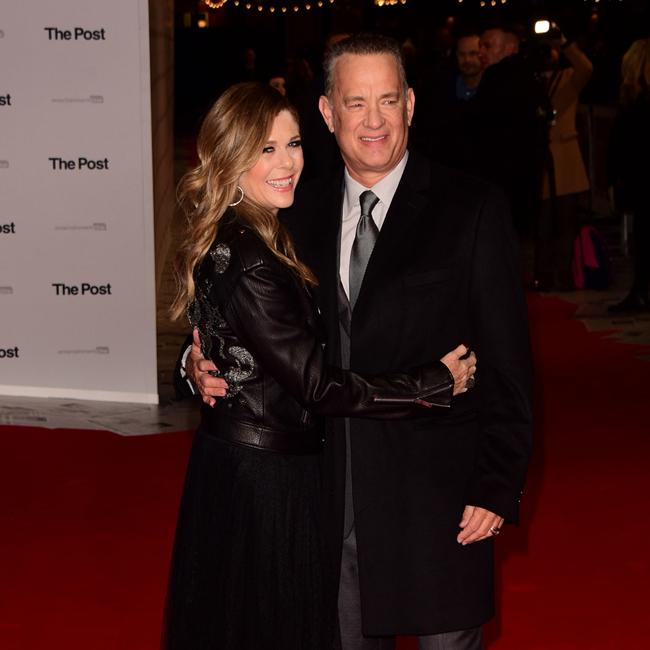 Tom Hanks is an Oscars late arrival