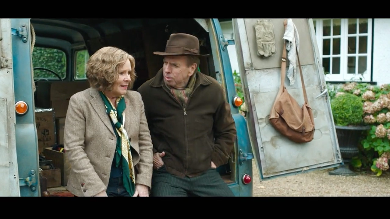 watch Finding Your Feet Trailer