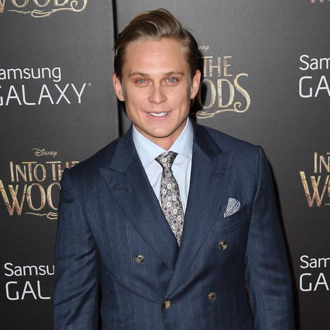 Billy Magnussen loved working with Guy Ritchie on Aladdin remake