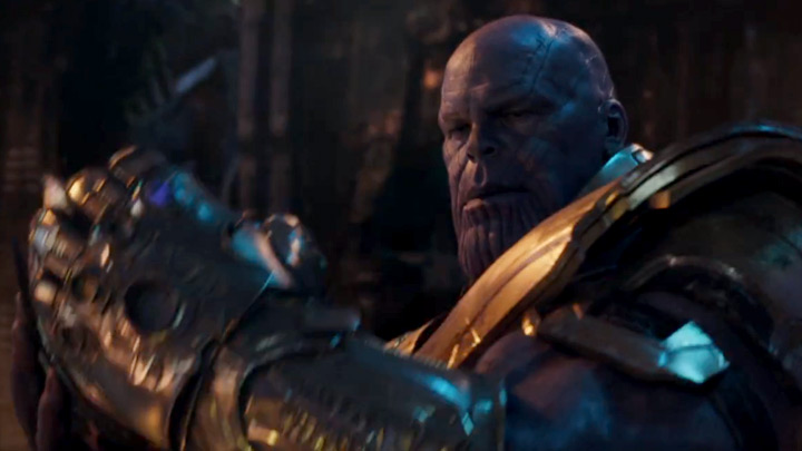 watch Avengers: Infinity War Official Trailer
