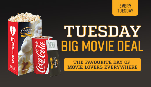 Big Movie Deal - Tuesday