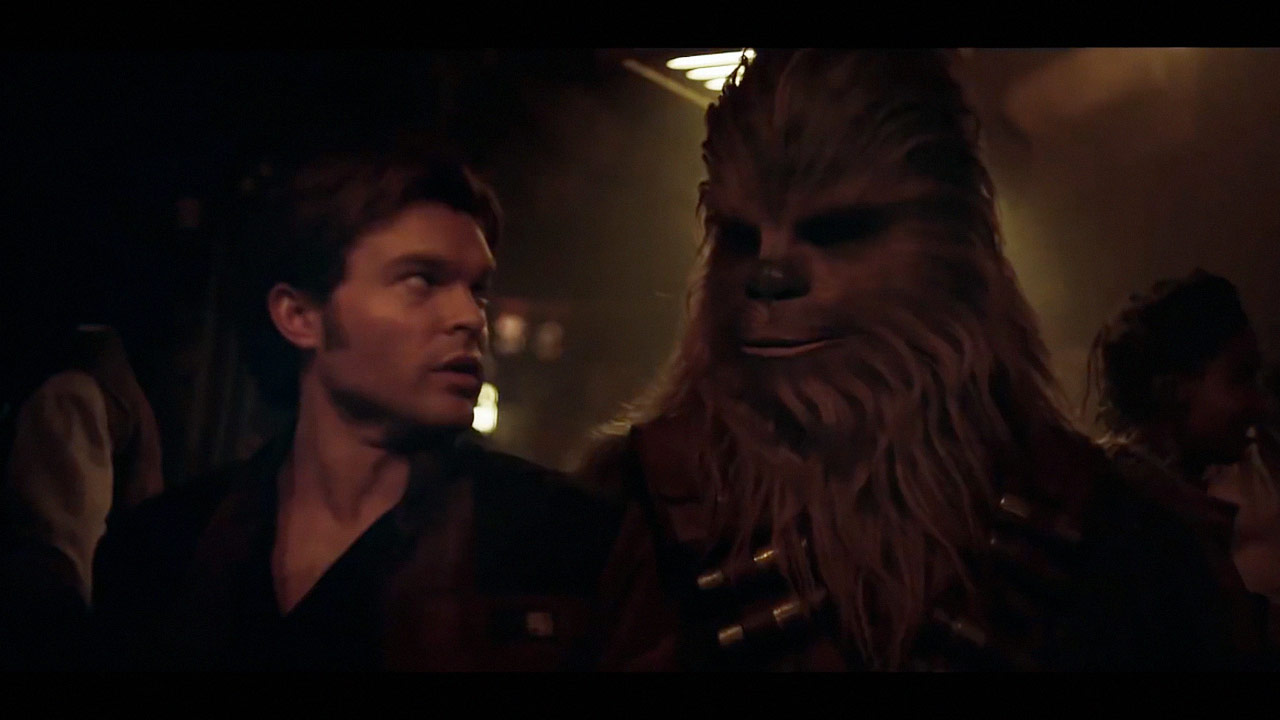 watch Solo: a Star Wars Story Trailer 2