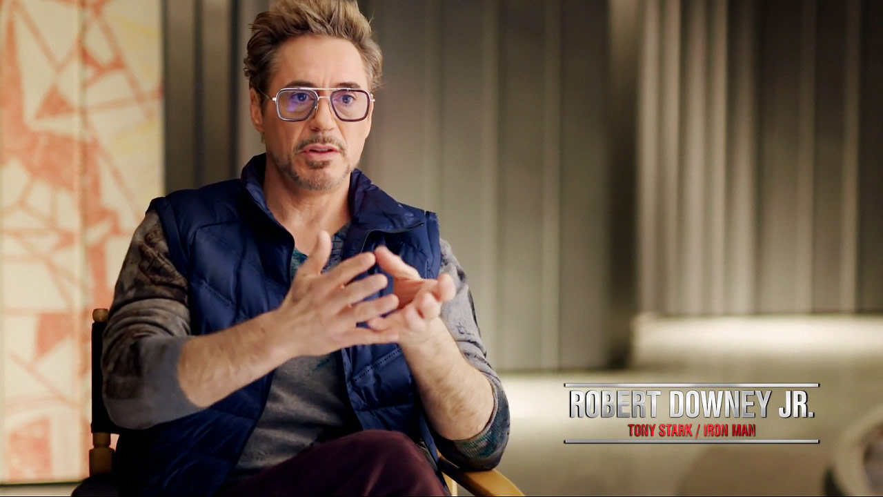 watch Avengers: Infinity War 10-Year Legacy Featurette