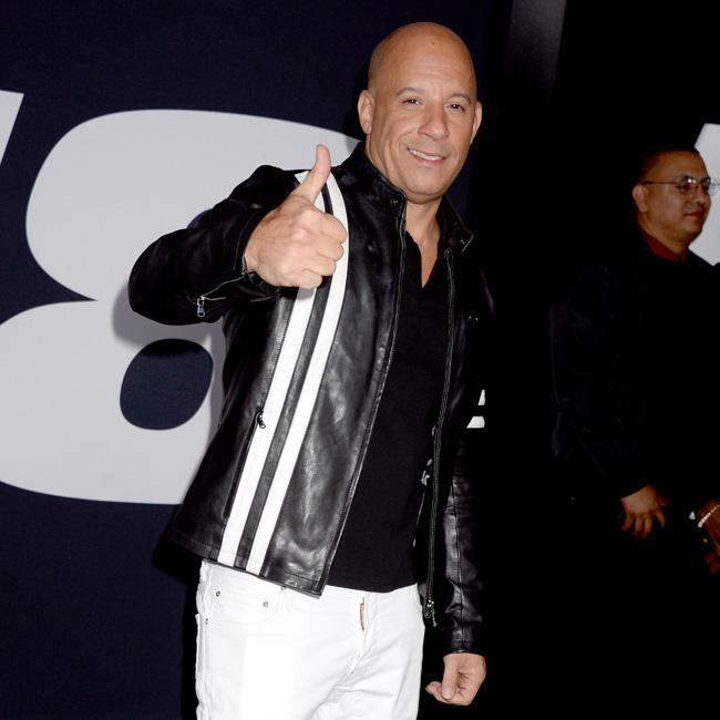 Vin Diesel admits he found Helen Mirren 'intimidating'
