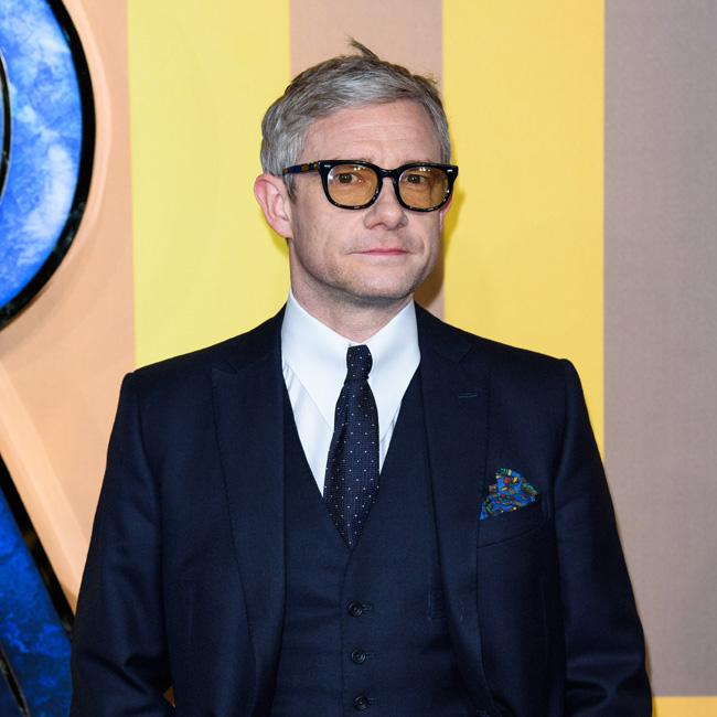 Martin Freeman: Acting isn't a glamorous job