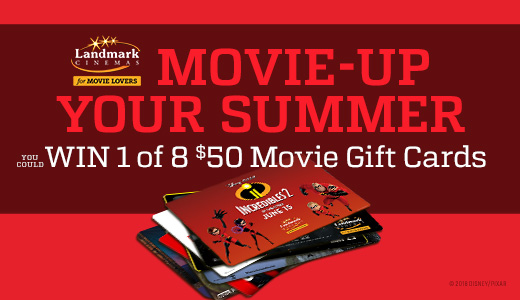 Movie-Up Your Summer Contest