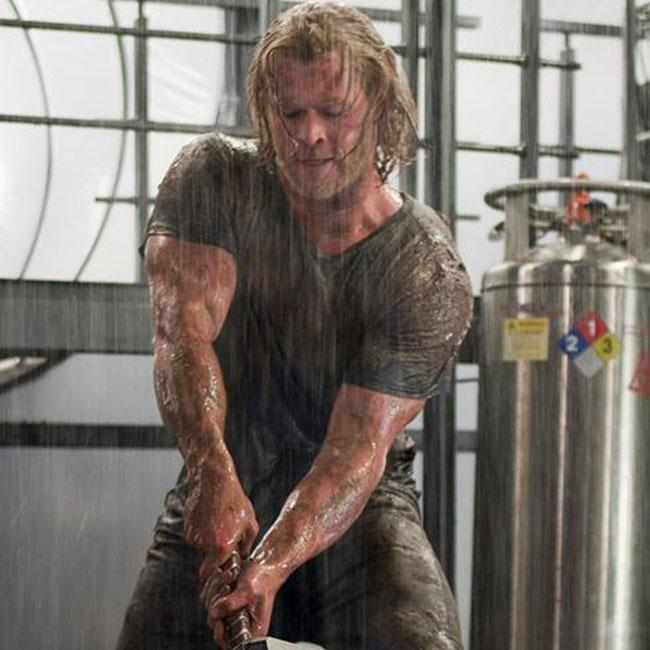 Chris Hemsworth hints he will play Thor again