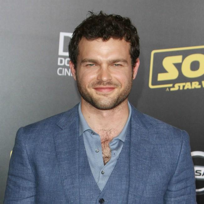 Alden Ehrenreich's cape caught fire while shooting Solo: A Star Wars Story