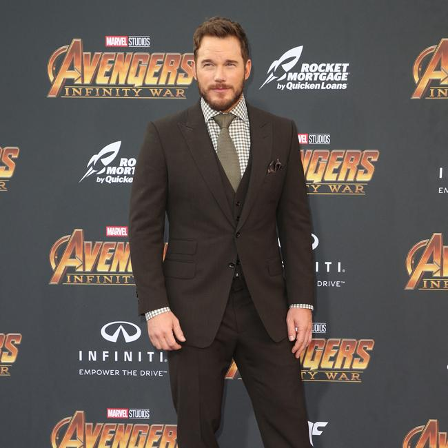 Chris Pratt says movies help people to escape real-life worries