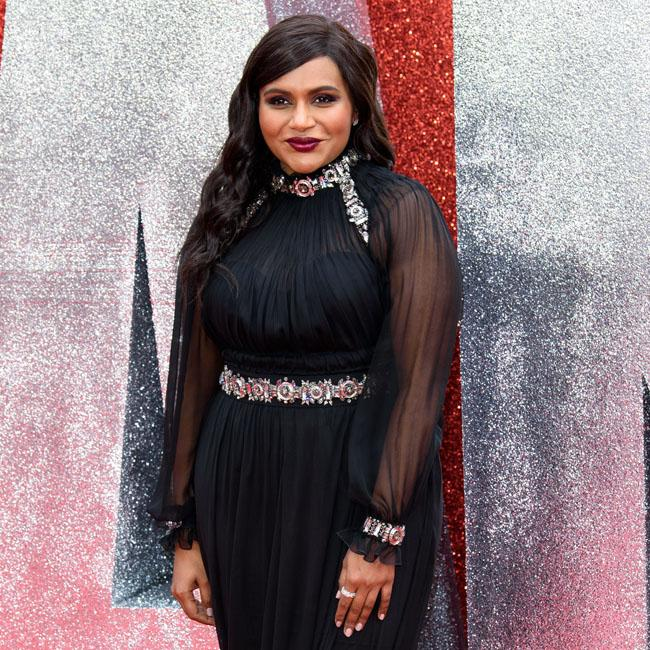Mindy Kaling hits out at 'white male critics'