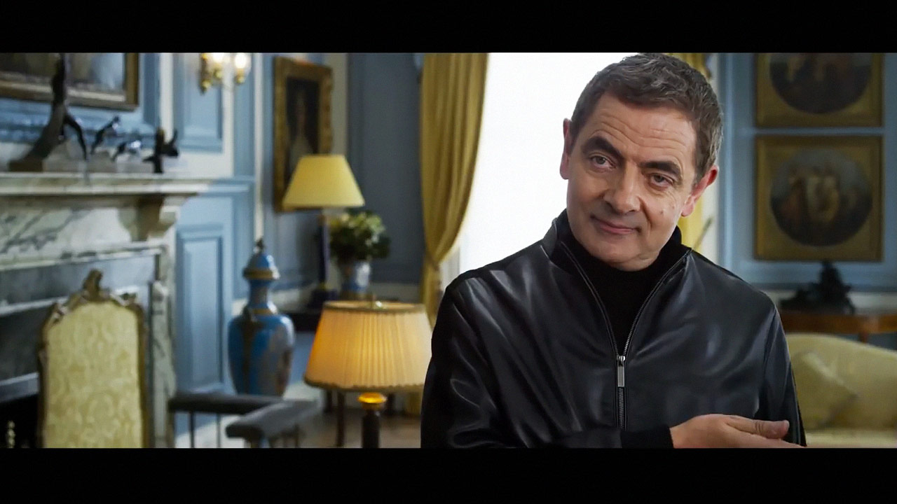 watch Johnny English Strikes Back Trailer
