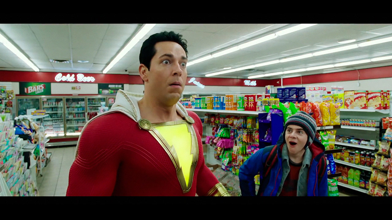 watch Shazam! Teaser Trailer