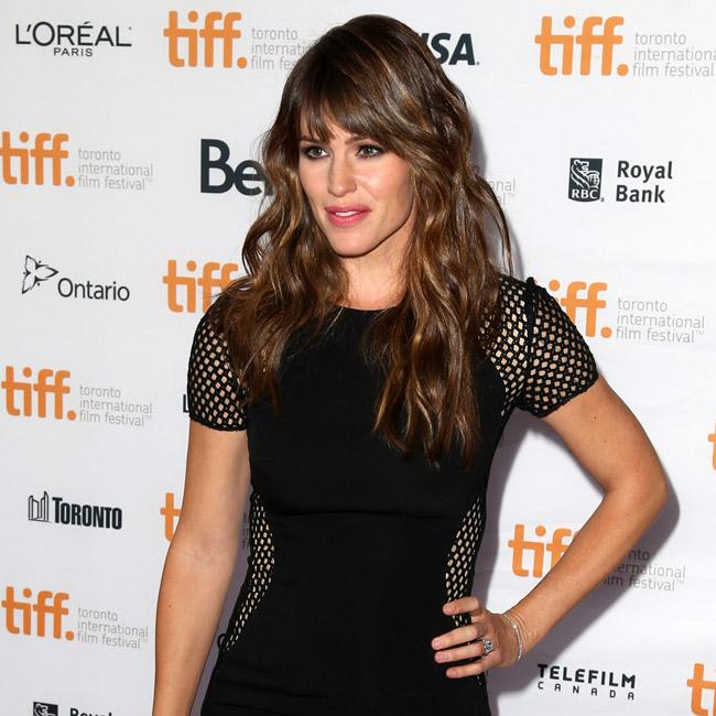 Jennifer Garner doesn't like giving up action scenes