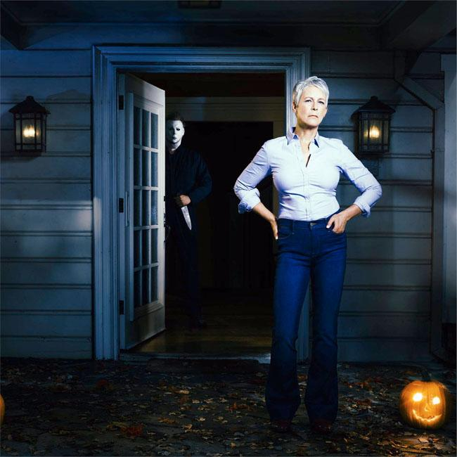 Jamie Lee Curtis's emotional Halloween role
