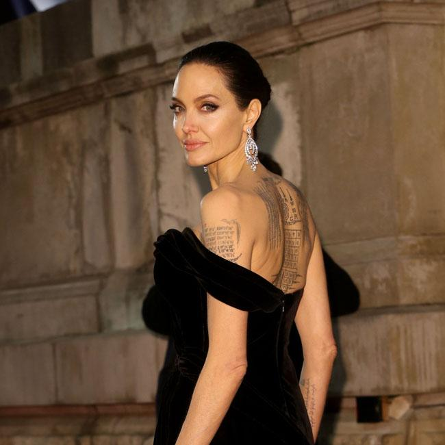 Angelina Jolie to star in The Kept adaptation
