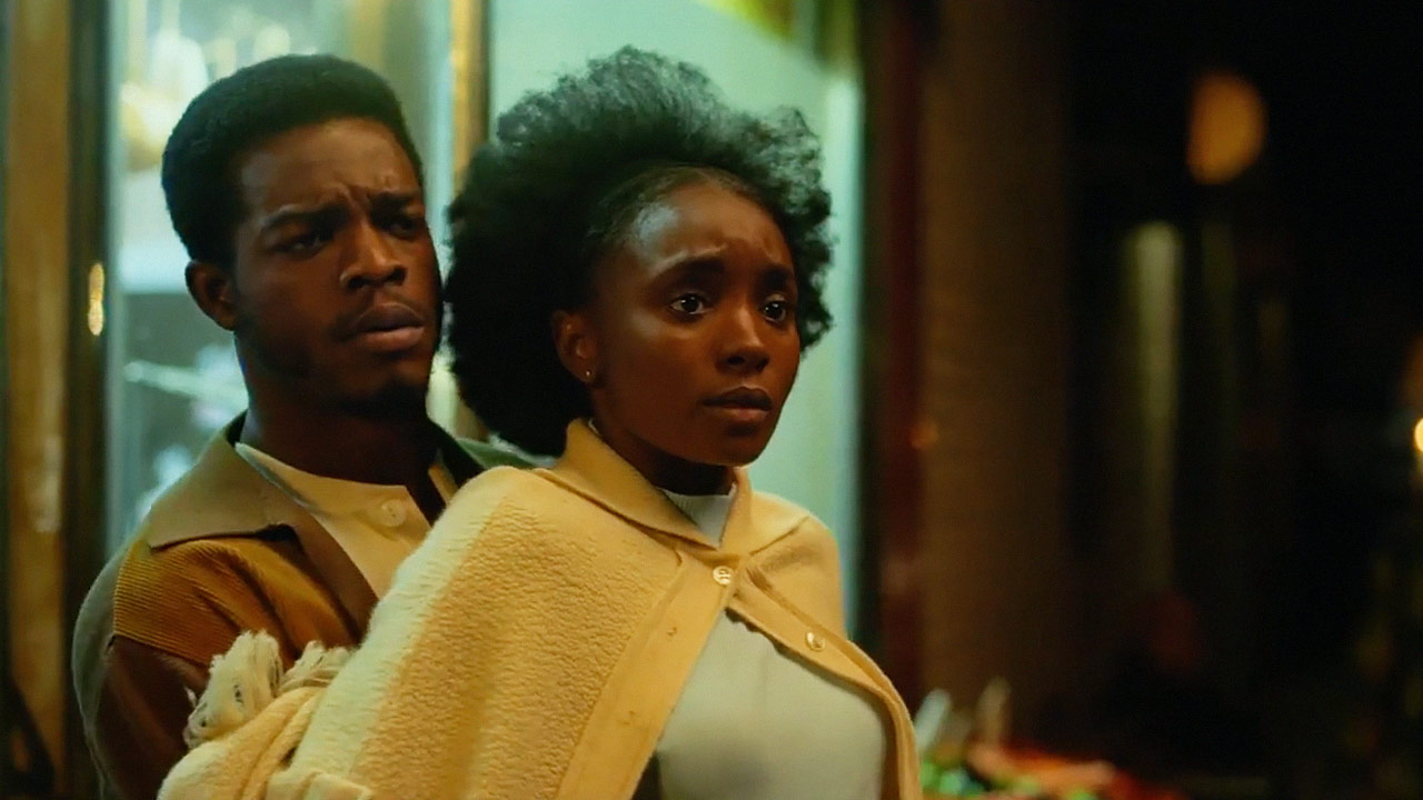 watch If Beale Street Could Talk Trailer
