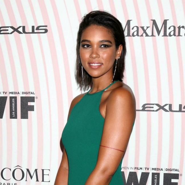 Alexandra Shipp says 'colorism' is prevalent in Hollywood