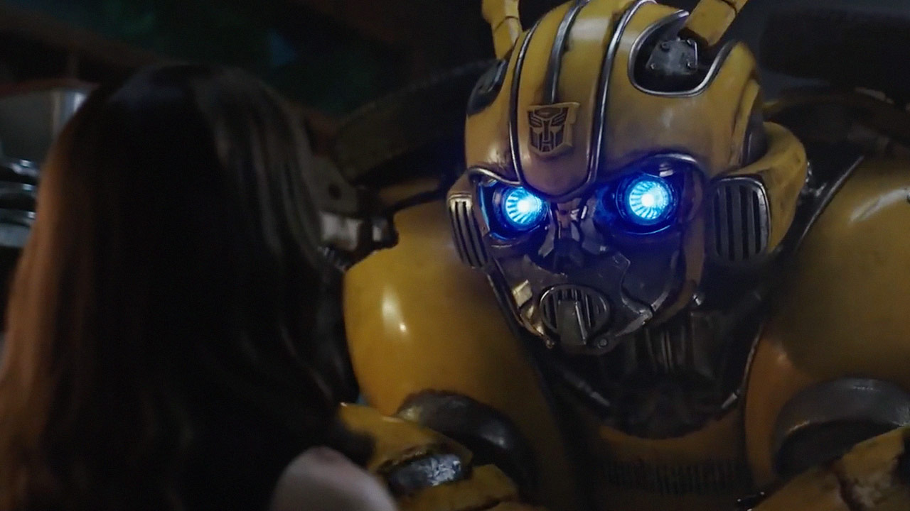 watch Bumblebee Trailer