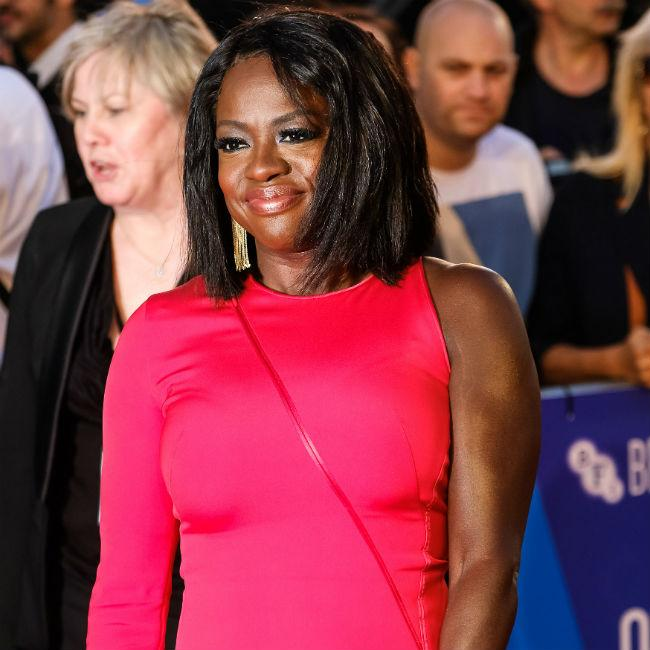 Viola Davis hails her Widows co-stars