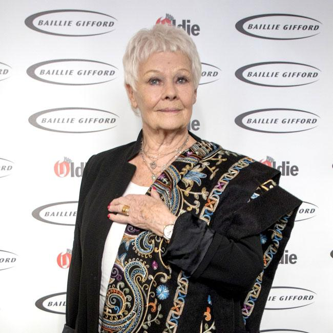 Dame Judi Dench voices support for a female James Bond