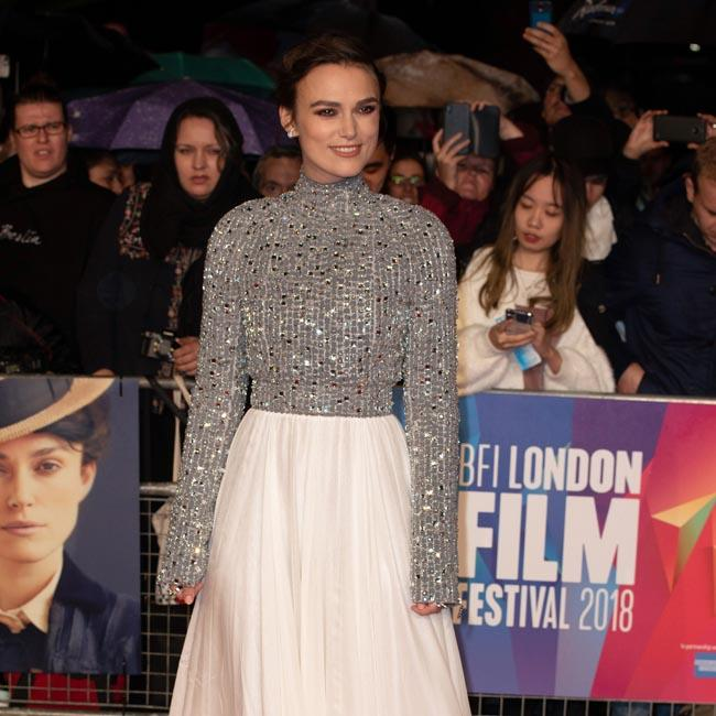 Keira Knightley: It would be lovely to win Oscar for Colette