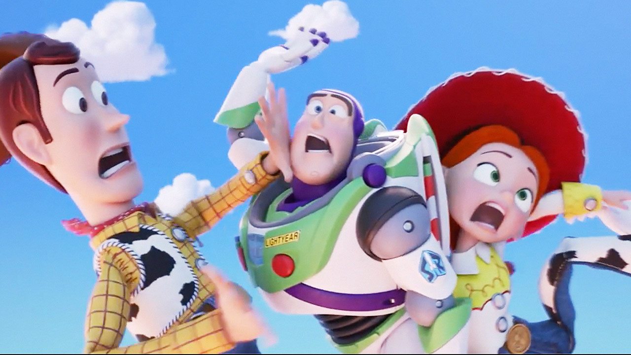 watch Toy Story 4 Teaser Trailer