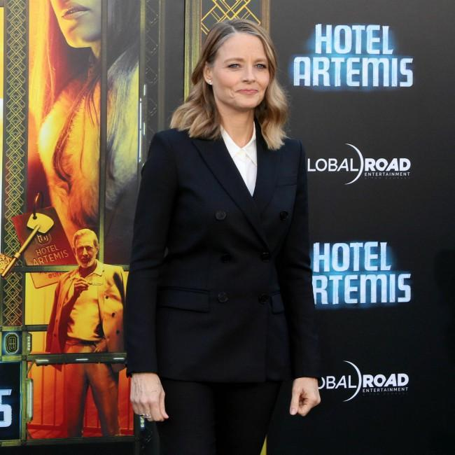 Jodie Foster to direct and star in Woman at War remake
