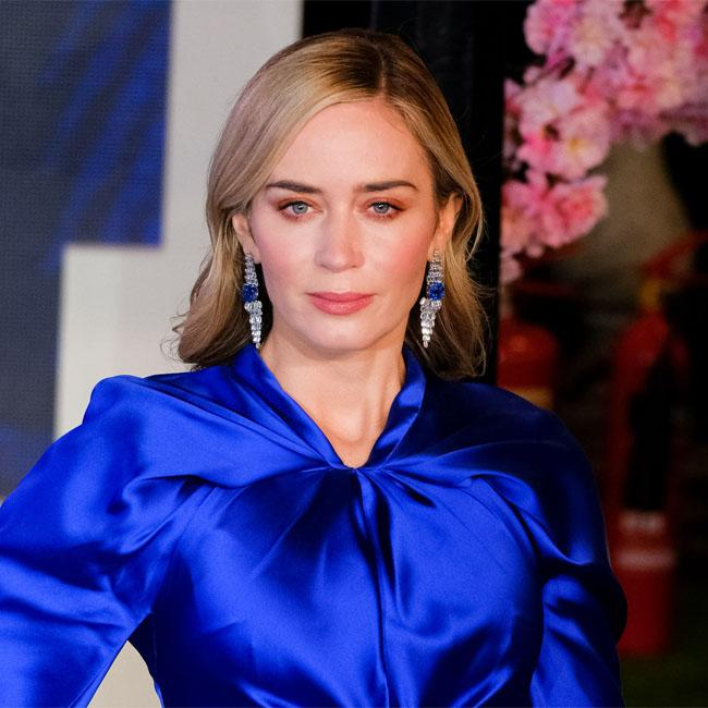 Emily Blunt's daughters believed she could fly after seeing Mary Poppins Returns