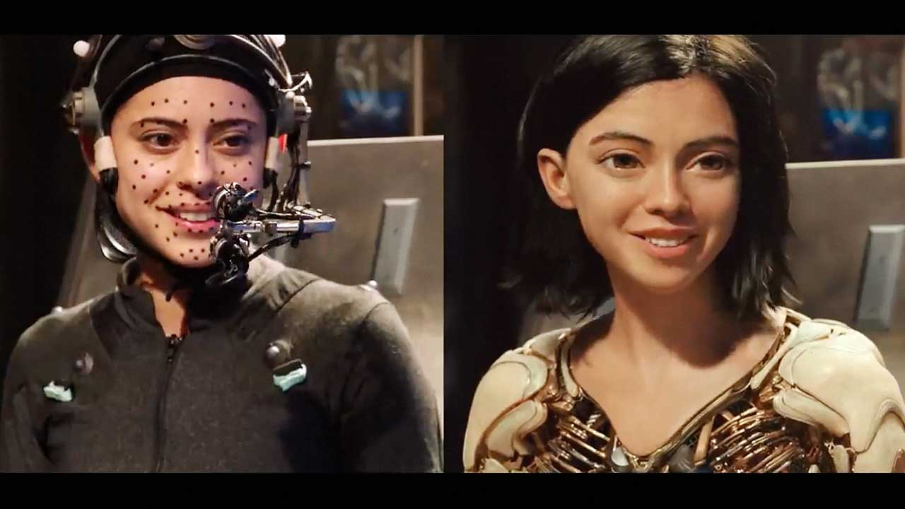 watch Making Of Alita: Battle Angel Featurette