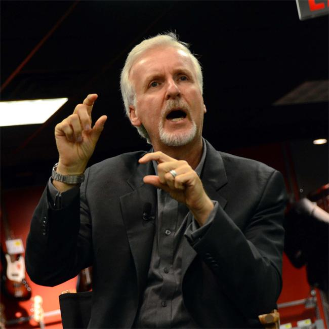 James Cameron: Film-making has completely changed