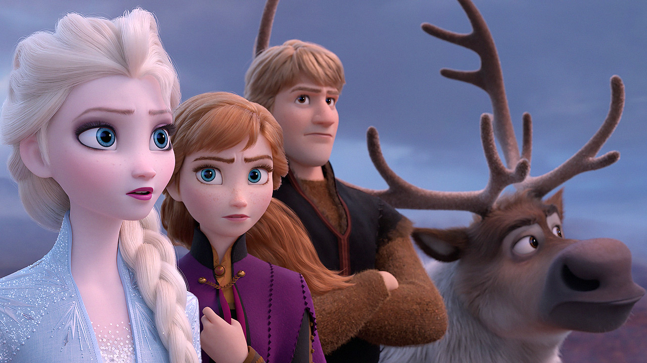 watch Frozen 2 Teaser Trailer