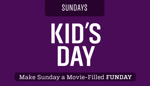 Kid's Day - Sunday