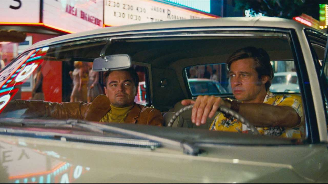 watch Once Upon a Time in Hollywood Trailer