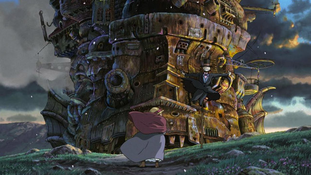 teaser image - Howl's Moving Castle Trailer