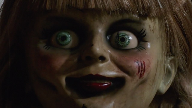 teaser image - Annabelle Comes Home Official Trailer