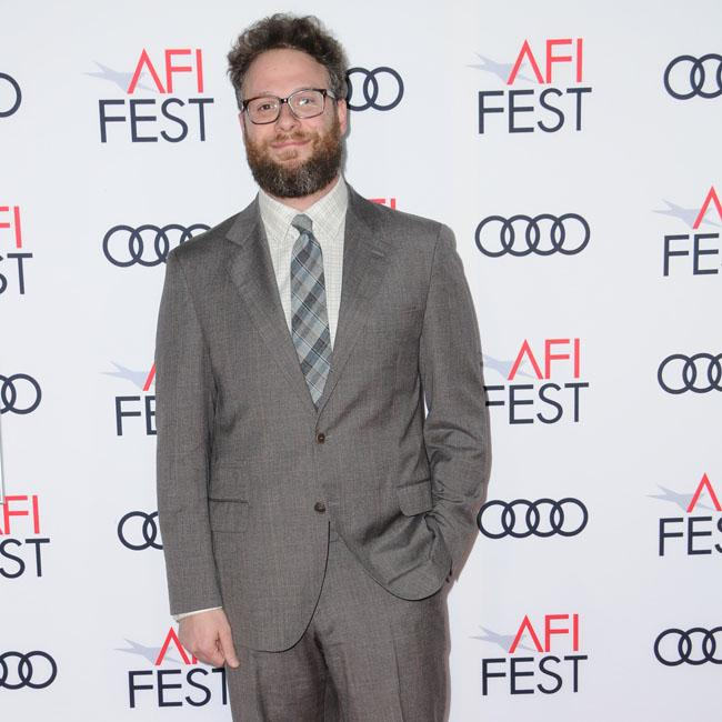 Seth Rogen's long wait for Charlize Theron