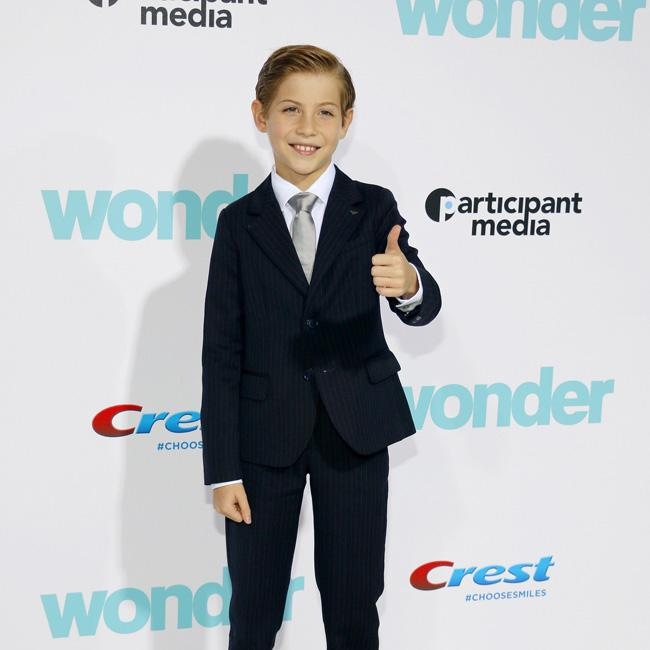 Jacob Tremblay voicing lead in 'The Kid'