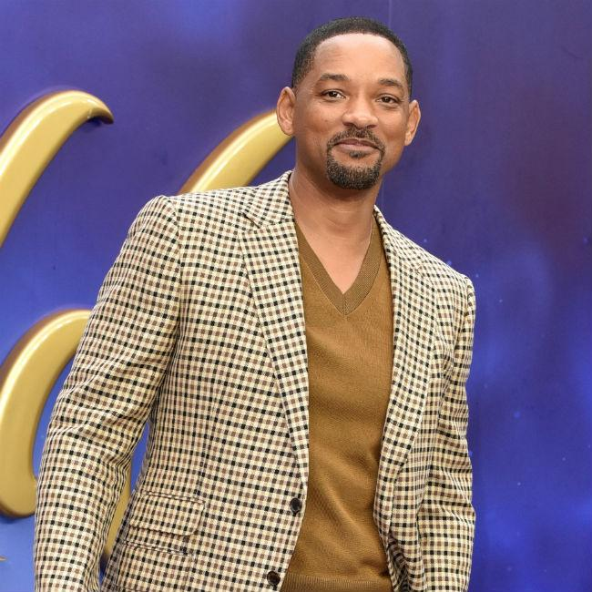 Will Smith found genie role 'daunting'