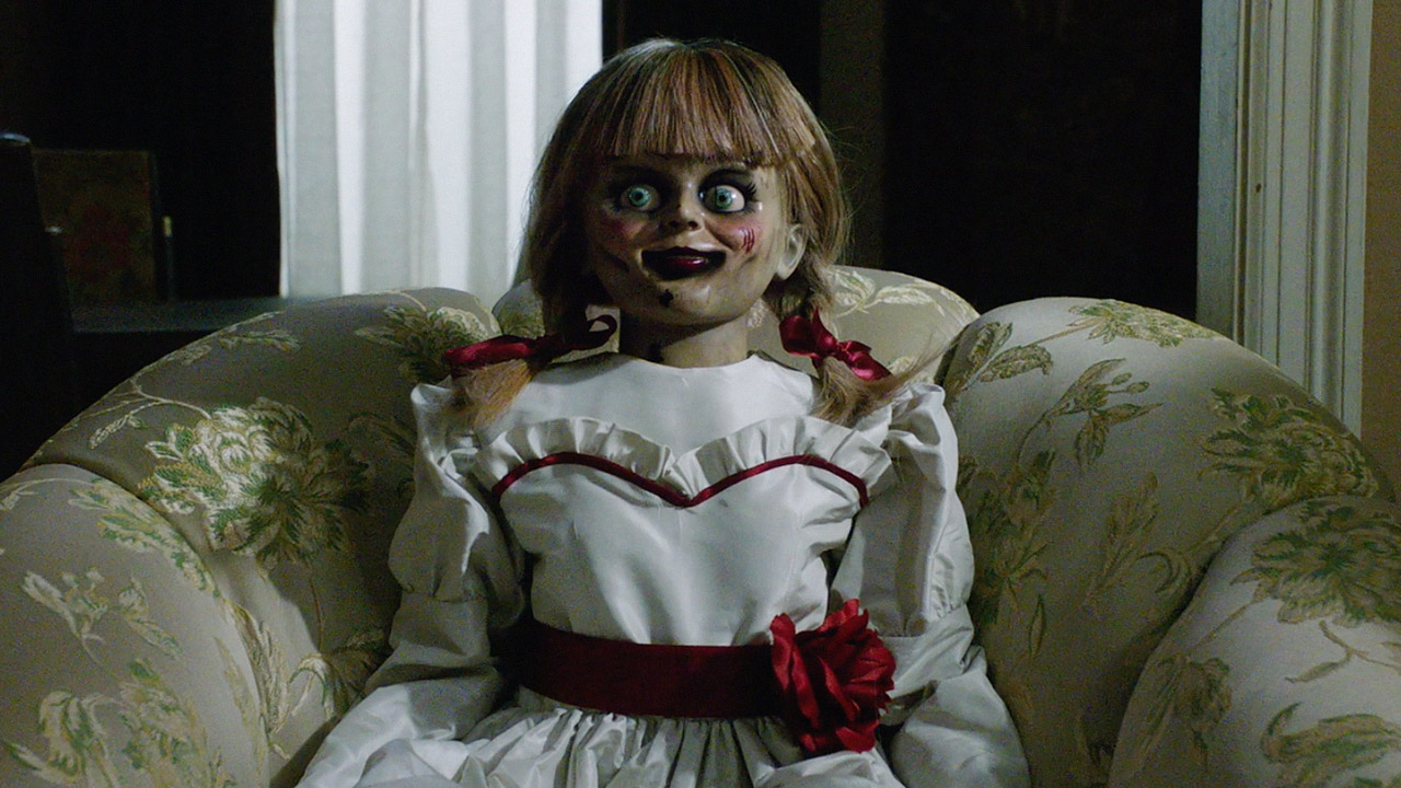 teaser image - Annabelle Comes Home Trailer 2