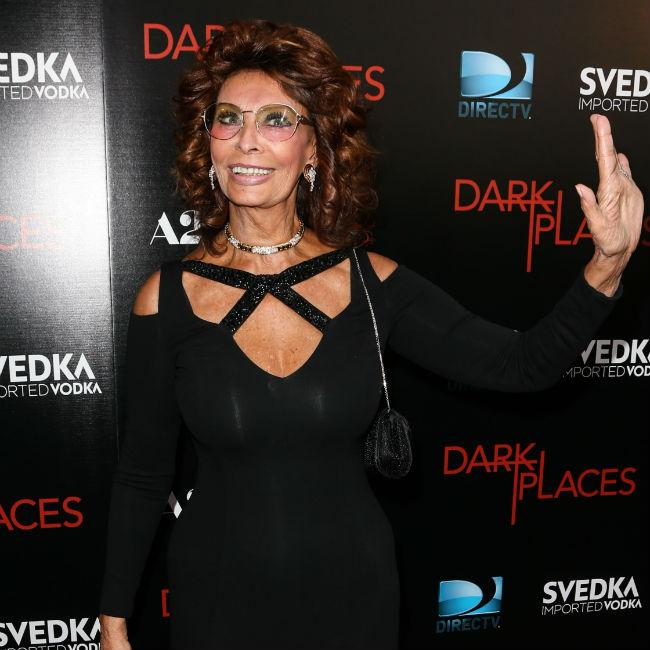 Sophia Loren to make big screen comeback