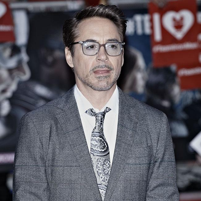 Robert Downey Jr. creatively satisfied playing Iron Man