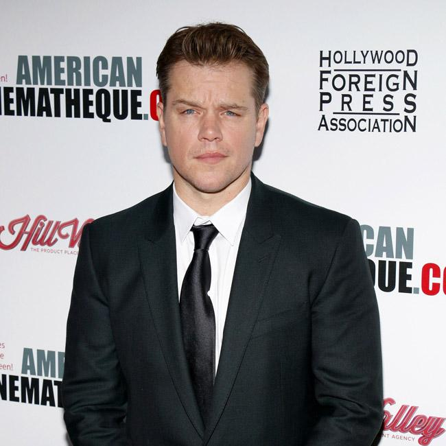 Matt Damon to star in ...