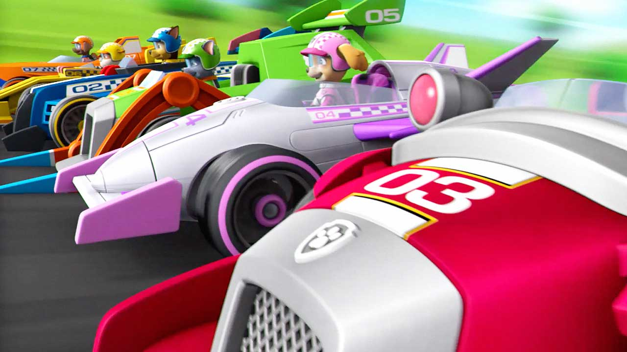 teaser image - Paw Patrol: Ready Race Rescue Trailer
