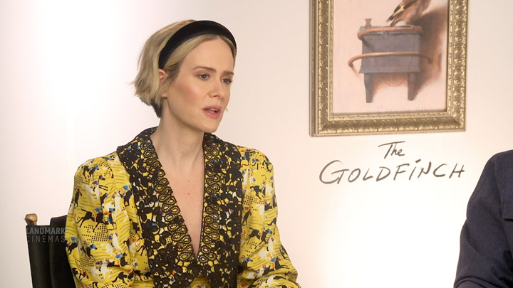 watch Landmark Cinemas The Goldfinch TIFF Festival Exclusive