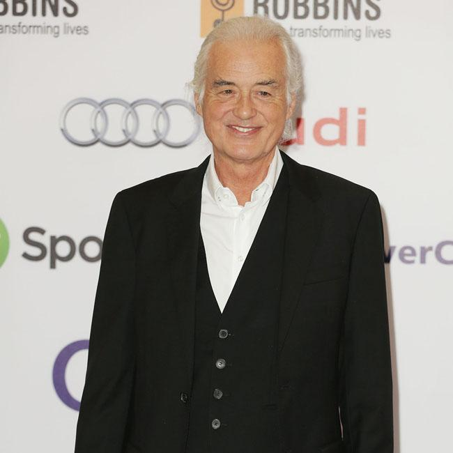Jimmy Page reveals talks for Led Zeppelin movie