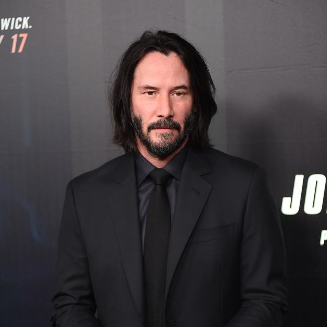 Keanu Reeves teases ambitious Matrix movie