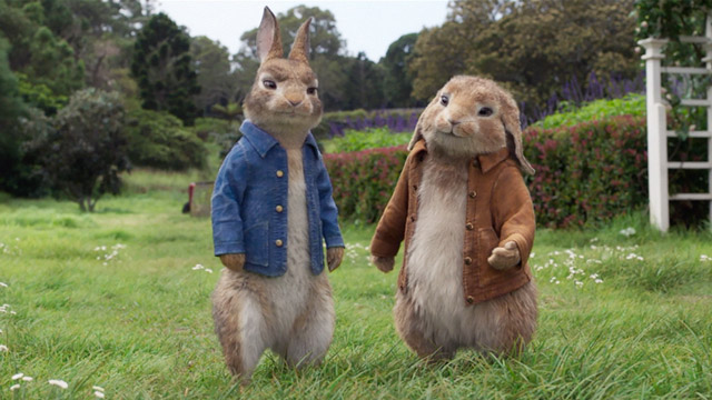 watch Peter Rabbit 2: The Runaway Official Trailer
