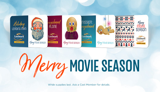 Merry Movie Season Movie Lover!