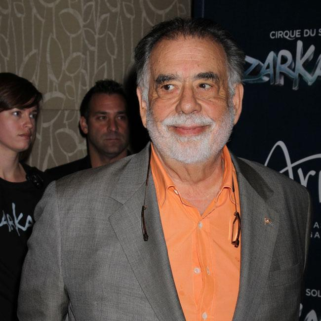 Francis Ford Coppola: Superhero movies lack risk